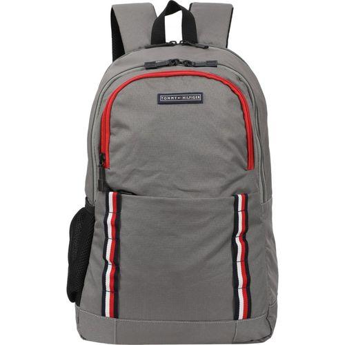 Tommy Hilfiger BRONX 22.85 L Backpack(Grey)