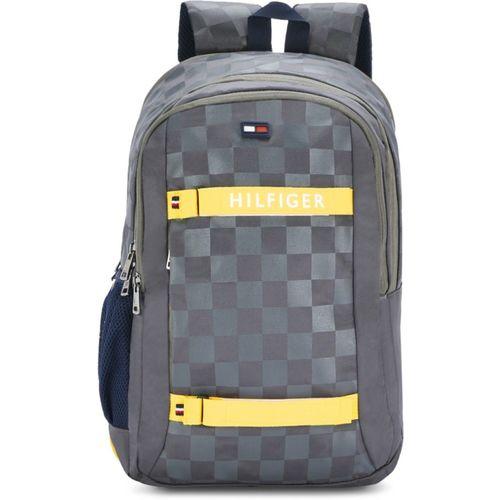Tommy Hilfiger Carquinez 22 L Backpack(Grey)