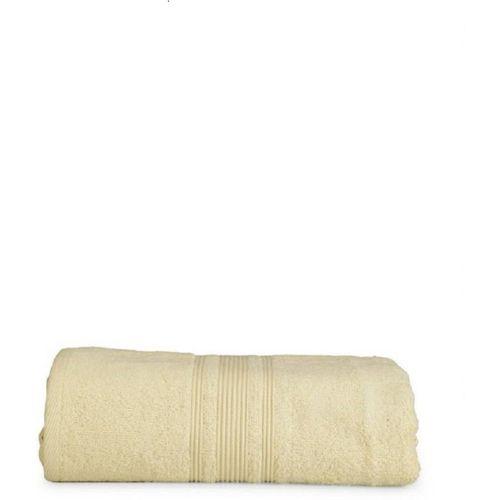 Trident Cotton 280 GSM Bath Towel(Cream)