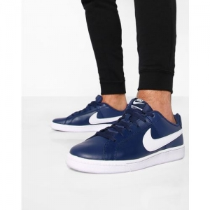 NIKE Court Royale Lace-Up Sneakers