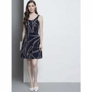 DOROTHY PERKINS Women  Floral Print Fit & Flare Dress