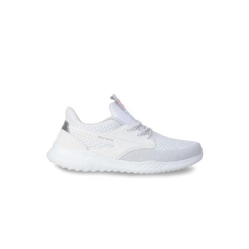 Red Tape Men White Athleisure Sports Range Running Shoes