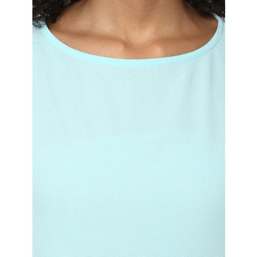 Harpa Turquoise Blue Top
