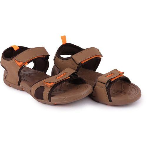 Sparx Men Tan, Orange Sports Sandals