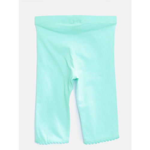 United Colors of Benetton Girls Pack of 2 Capris