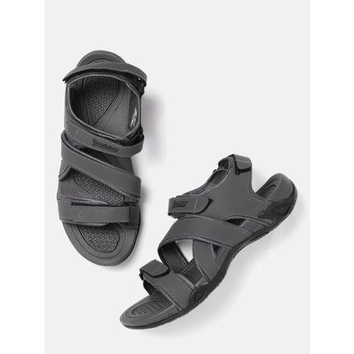 Roadster Men Grey Sandals
