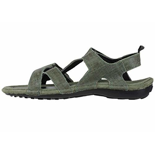 Woodland Men's Gd 0048105wsl_Sgreen_9 Leather Outdoor Sandals-9 UK (43 EU) (10 US) 0048105WSLSGREEN