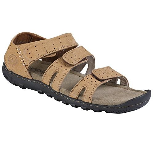 Woodland Men's Leather Sandals