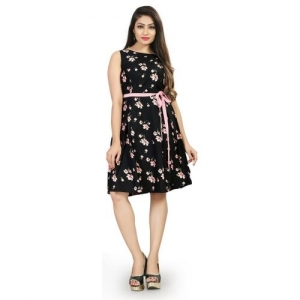 DSK STUDIO Women A-line Multicolor Dress