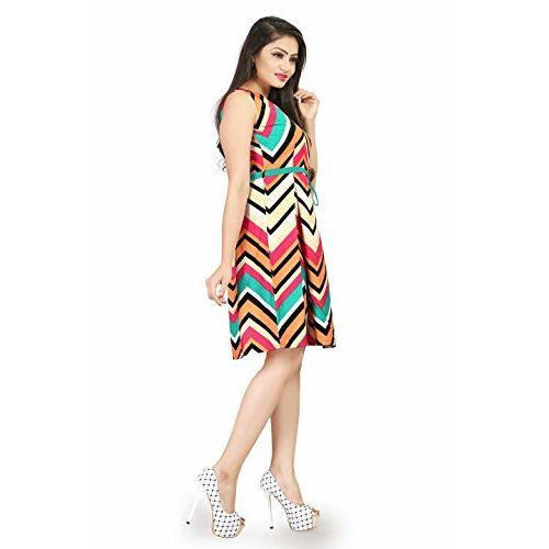 New Ethnic 4 You Women'S Multi-Coloured Dresses