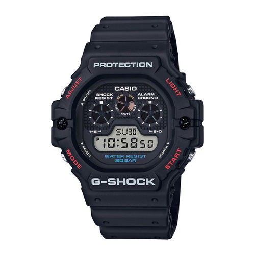 CASIO G-Shock Men Black Dial Basic Watch DW-5900-1DR - G909