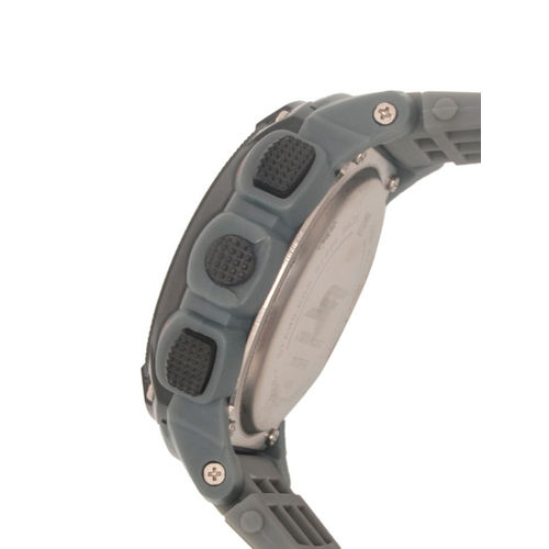 Sonata Men Grey Digital Watch 77073PP02