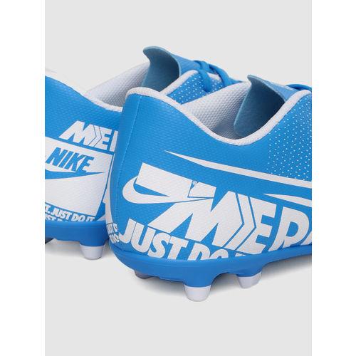 Nike Unisex Blue Synthetic Football Shoes
