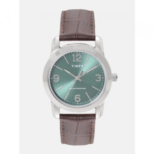 Timex Men Green Analogue Watch TW2R86900