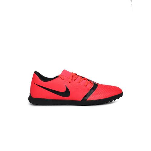Nike Kids Red JR PHANTOM VENOM CLUB TF Football Shoes