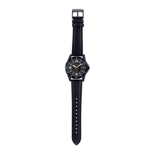 CASIO Enticer Men Black Dial Analog Watch MTP-1291BL-1A1VDF - A1637
