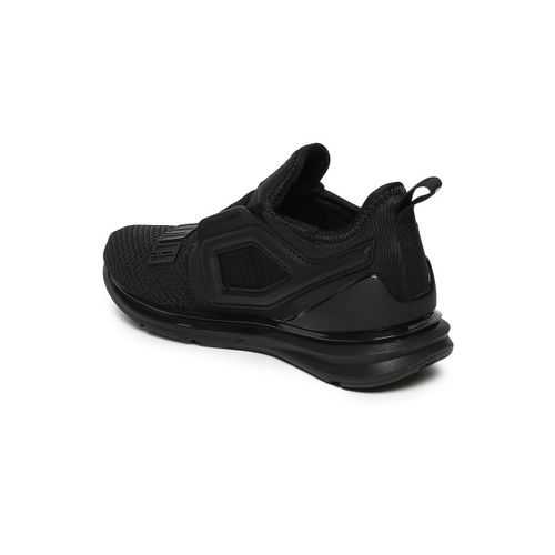 Puma Unisex Black IGNITE Limitless 2 Jr Running Shoes