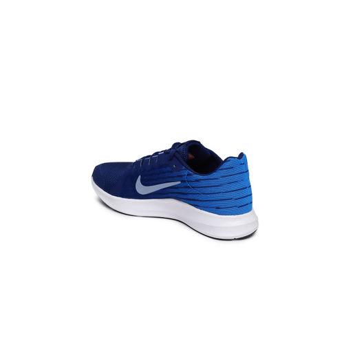 Nike Boys Blue DOWNSHIFTER 8 (GS) Running Shoes