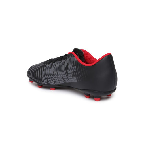 Nike Kids Black Junior Mercurial Vortex III Football Shoes