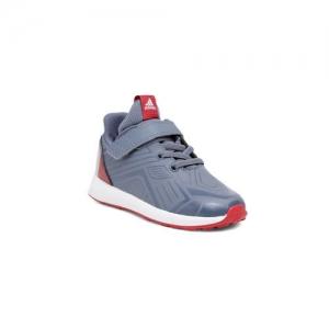 ADIDAS Boys Grey RapidaRun Avengers I Running Shoes