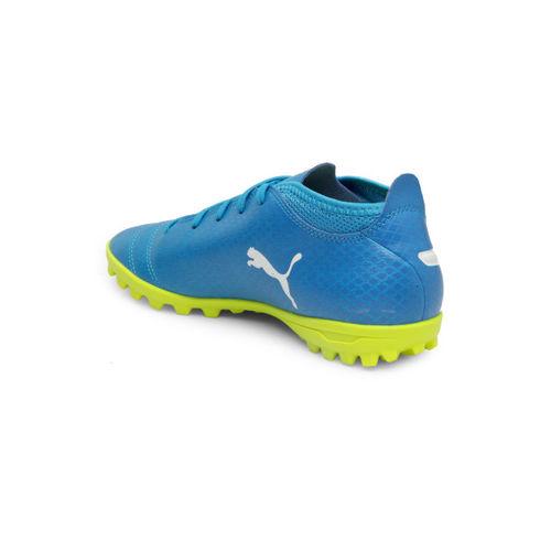 Puma Kids Blue ONE 17.4 Football Shoes
