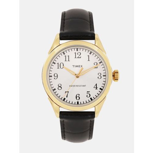 Timex Men Silver-Toned Analogue Watch TW2P99600