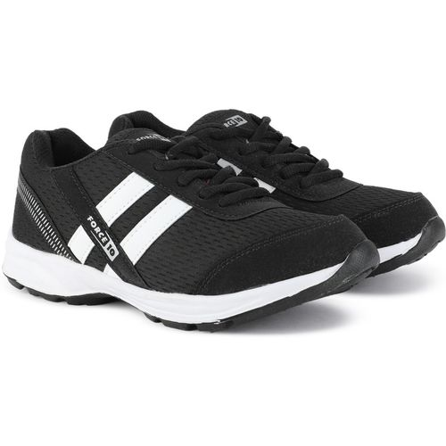 Force 10 By Liberty Boys Lace Running Shoes(Black)