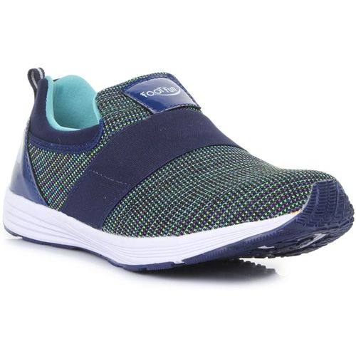 Lucy & Luke By Liberty Boys Velcro Running Shoes(Green)
