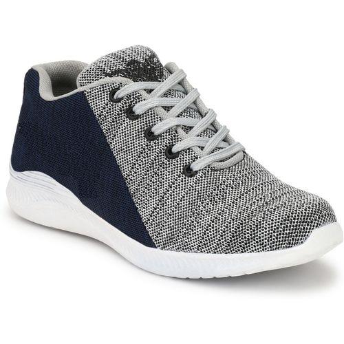 DESIO SAGA Boys Lace Running Shoes(Dark Blue)