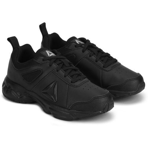 REEBOK Boys Lace Running Shoes(Black)