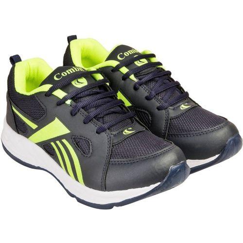 Combit Boys Lace Running Shoes(Multicolor)
