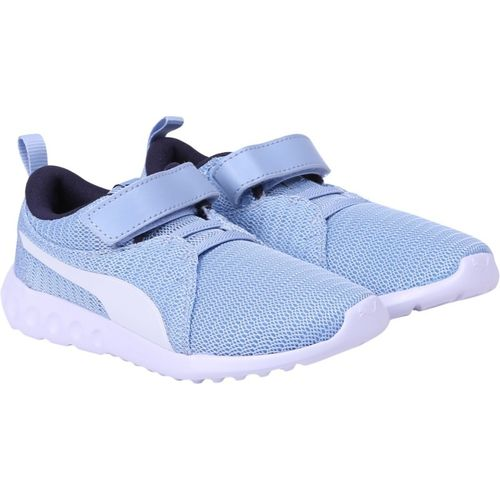 Puma Boys Velcro Sneakers(Blue)