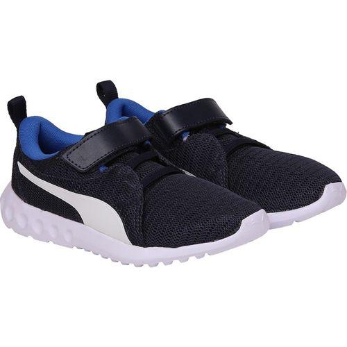 Puma Boys Velcro Sneakers(Dark Blue)