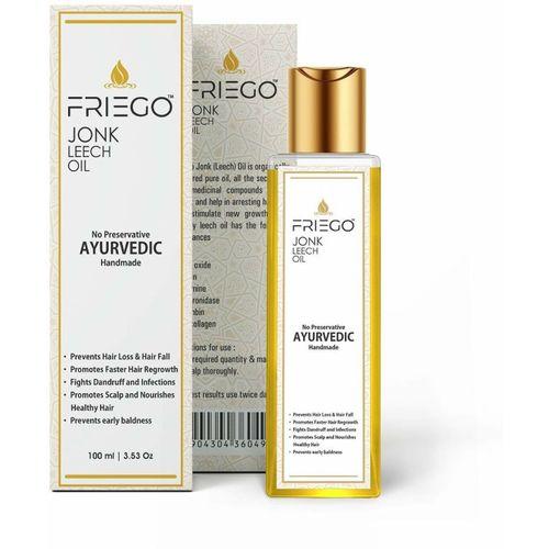 Friego Pure Jonk Tail-Leech Hair Oil(100 ml)