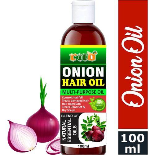 RND Organics Onion Oil for Hair Growth Hair Oil(100 ml)
