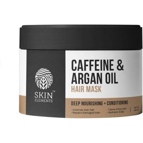 Skin Elements Caffeine & Argan Oil , Hair Mask(200 ml)
