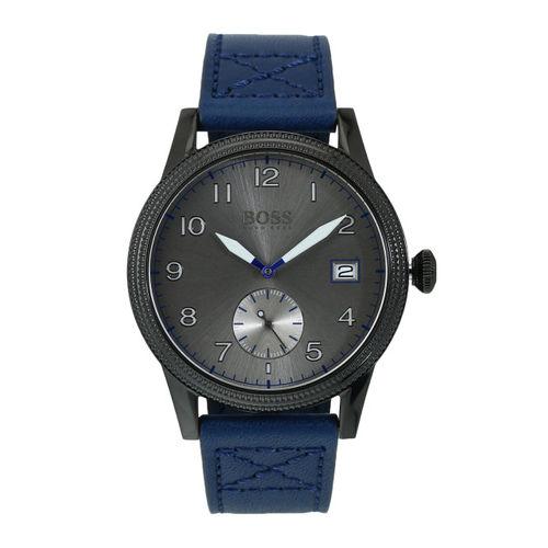 Hugo Boss Men Grey Analogue Watch 1513684