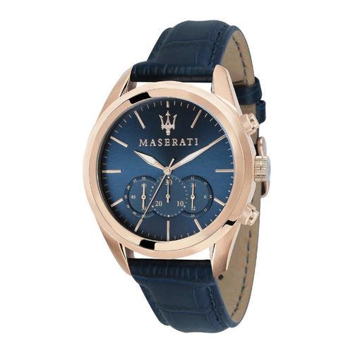 Maserati Men Blue Analogue Watch R8871612015