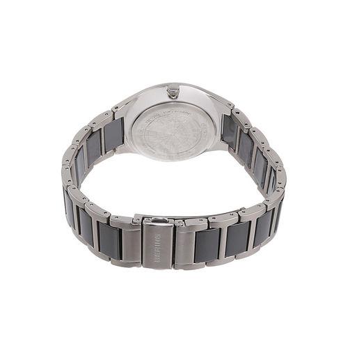 Bering Men Black Titanium Sapphire Crystal Watches-11739-702