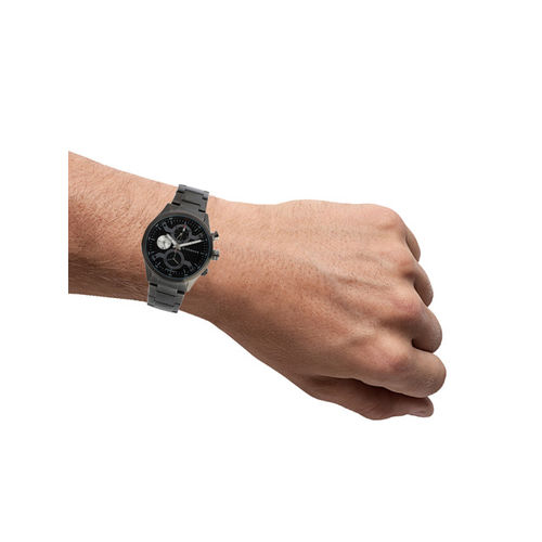 GIORDANO Men Black Analogue Watch 1978-44