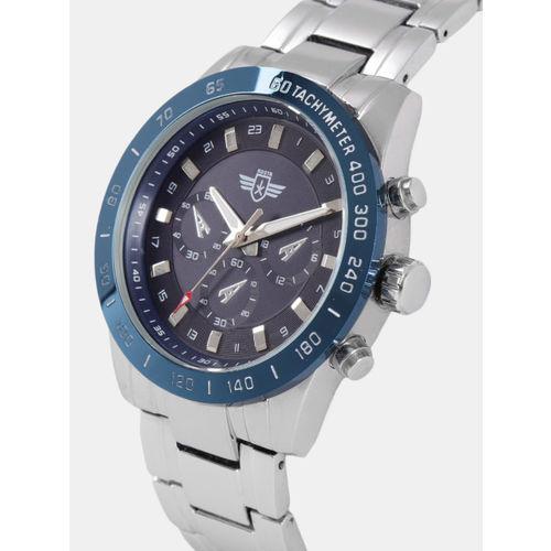 Roadster Men Blue Analogue Watch 80391G
