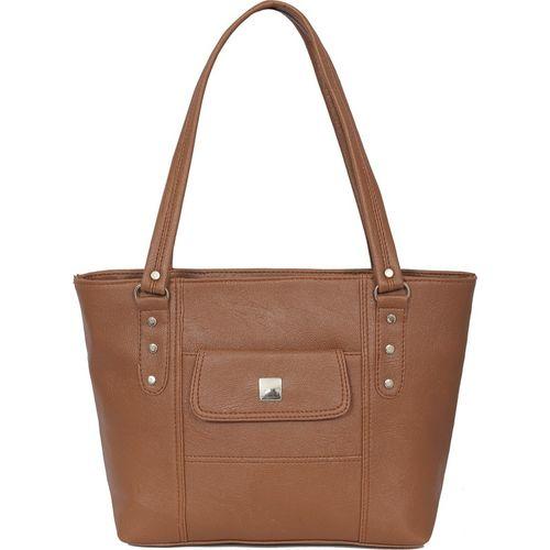 Janta Janta Women Brown Shoulder Bag