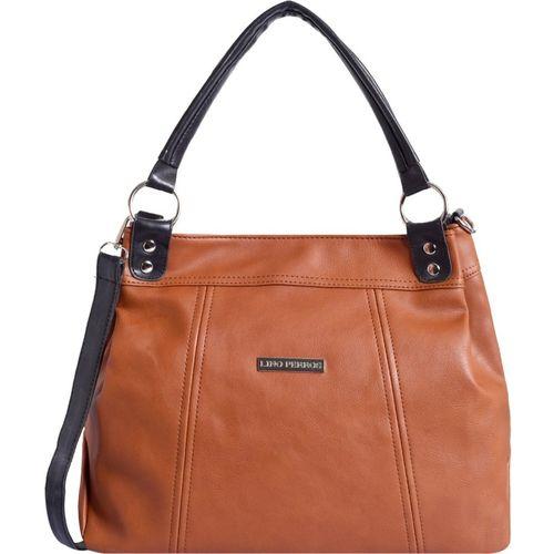 Lino Perros Women Tan Shoulder Bag