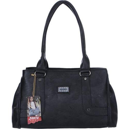 Janta Women Black Shoulder Bag