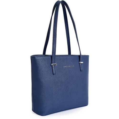 Lino Perros Women Blue Shoulder Bag