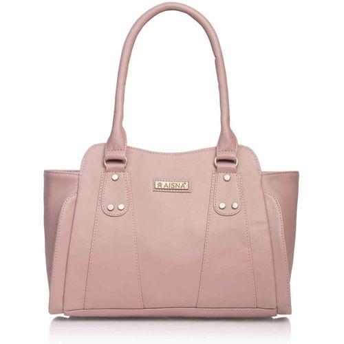 Aisna Women Pink Shoulder Bag