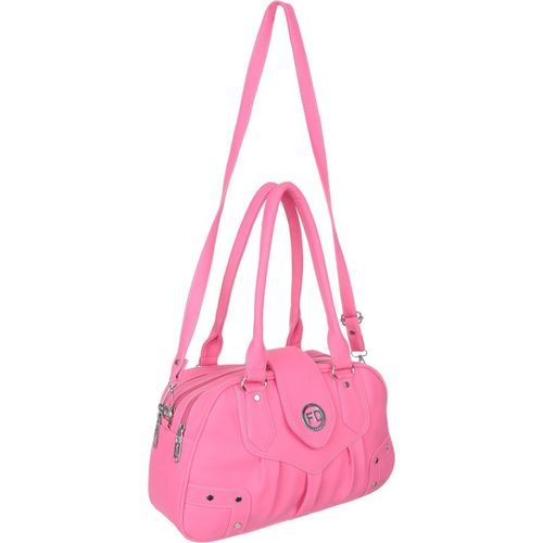 FD Fashion Women Pink Shoulder Bag