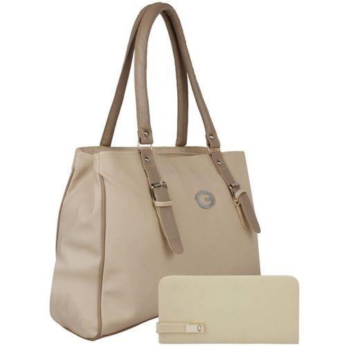 SALEBOX Women Grey Hand-held Bag