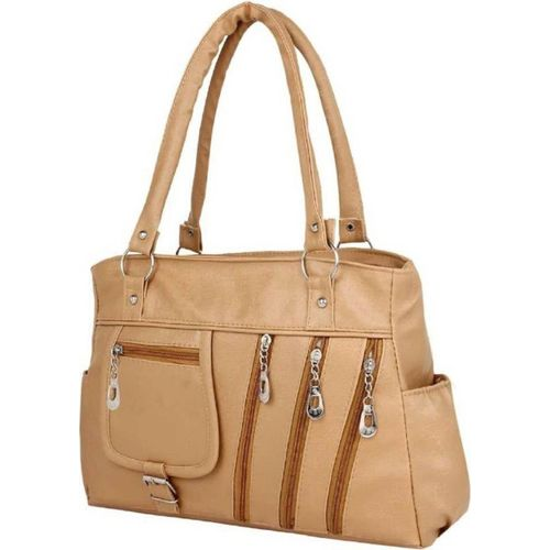 FailureS Women Tan Hand-held Bag