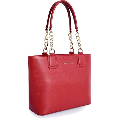 Lino Perros Women Red Shoulder Bag